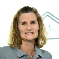 Porträt Mitarbeiterin Tanja Sämann